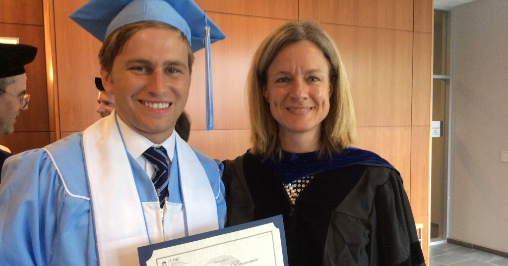 Graduation 2015:  A Partnership made in the Southern Part of Heaven