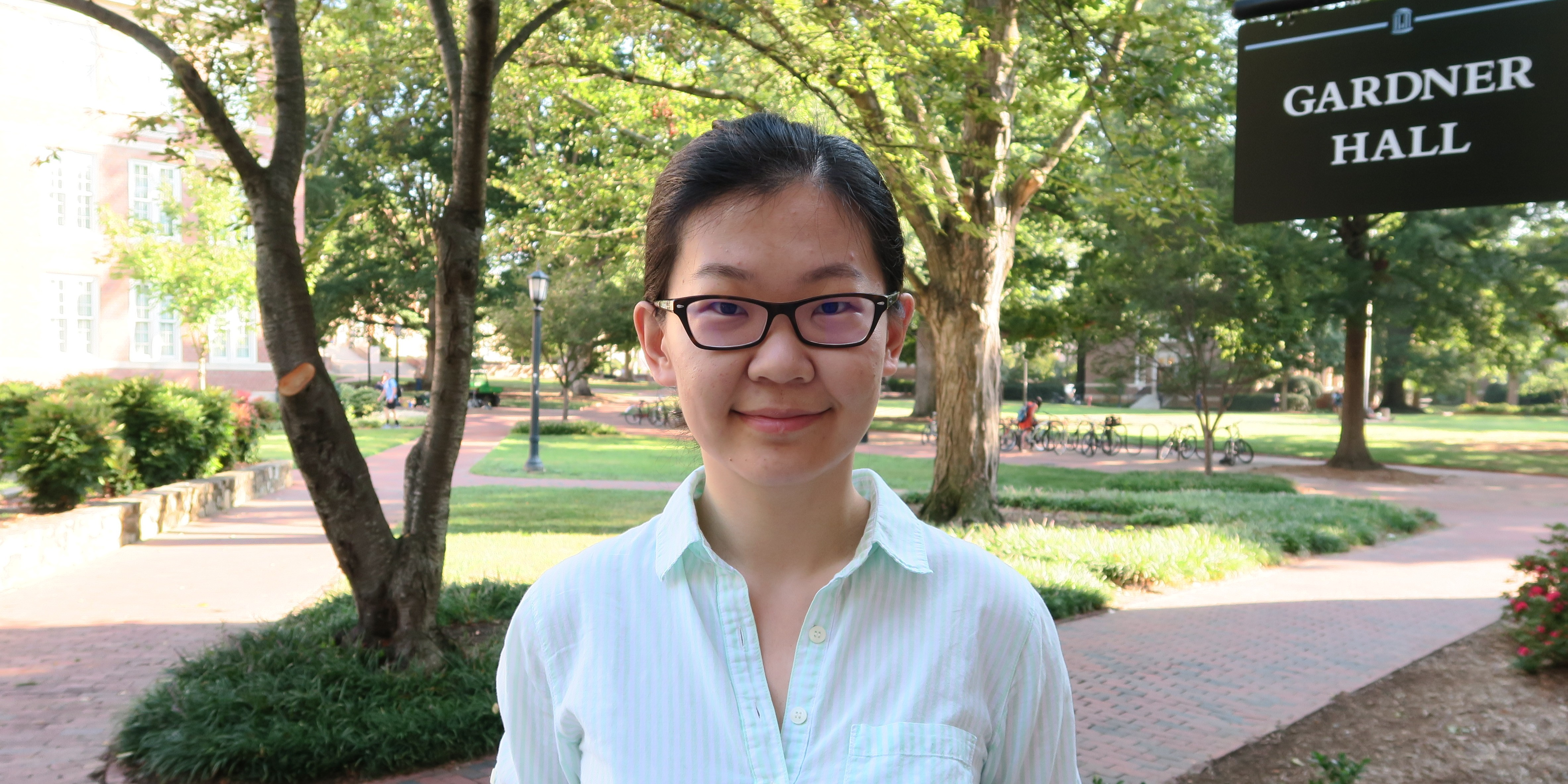Ning Fu named Gallman Graduate Scholar in Economics