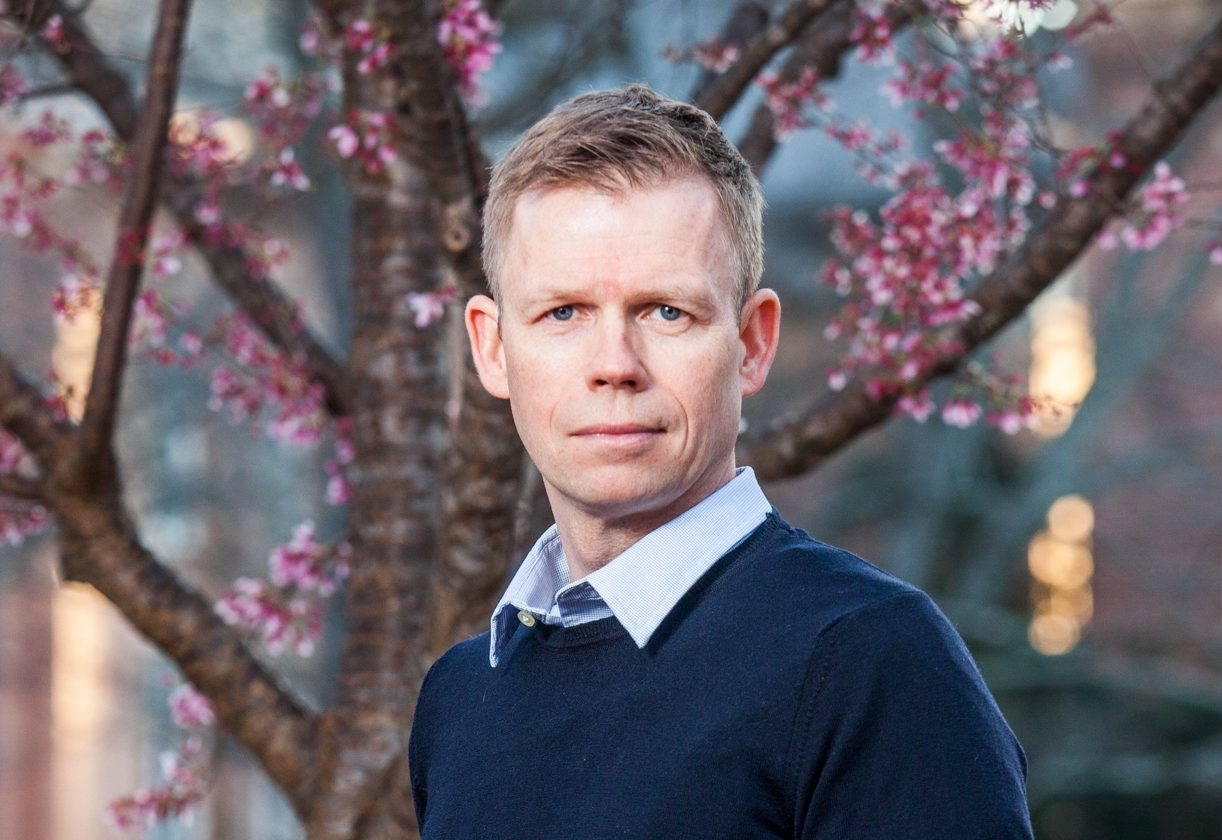 """Peter Hansen named """"Most Highly Cited Researchers"""" for 2016"""