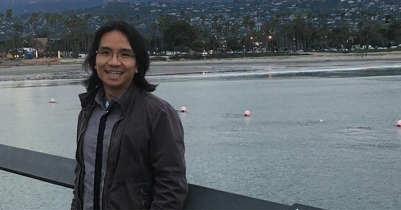 Professor Toan Phan presents paper at a Conference in Santa Barbara California
