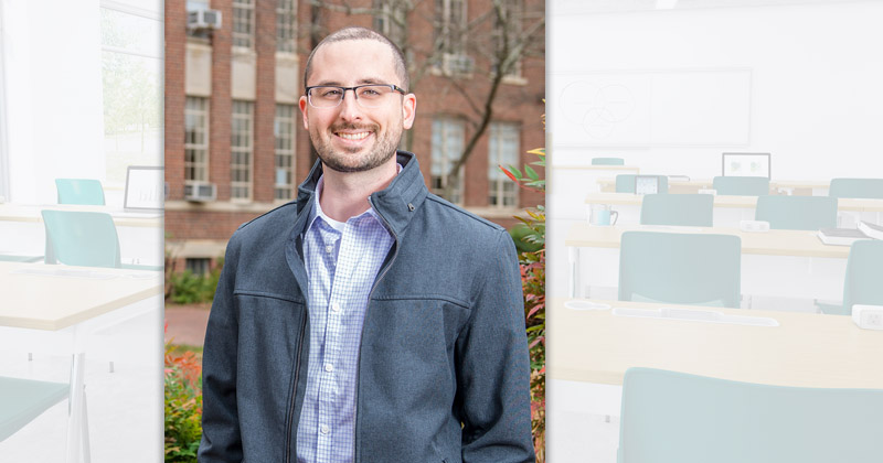 2018 Impact Award honors Josh Horvath