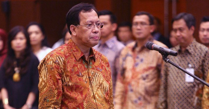 UNC Alum Robert Pakpahan named Director General of Taxation in Indonesia
