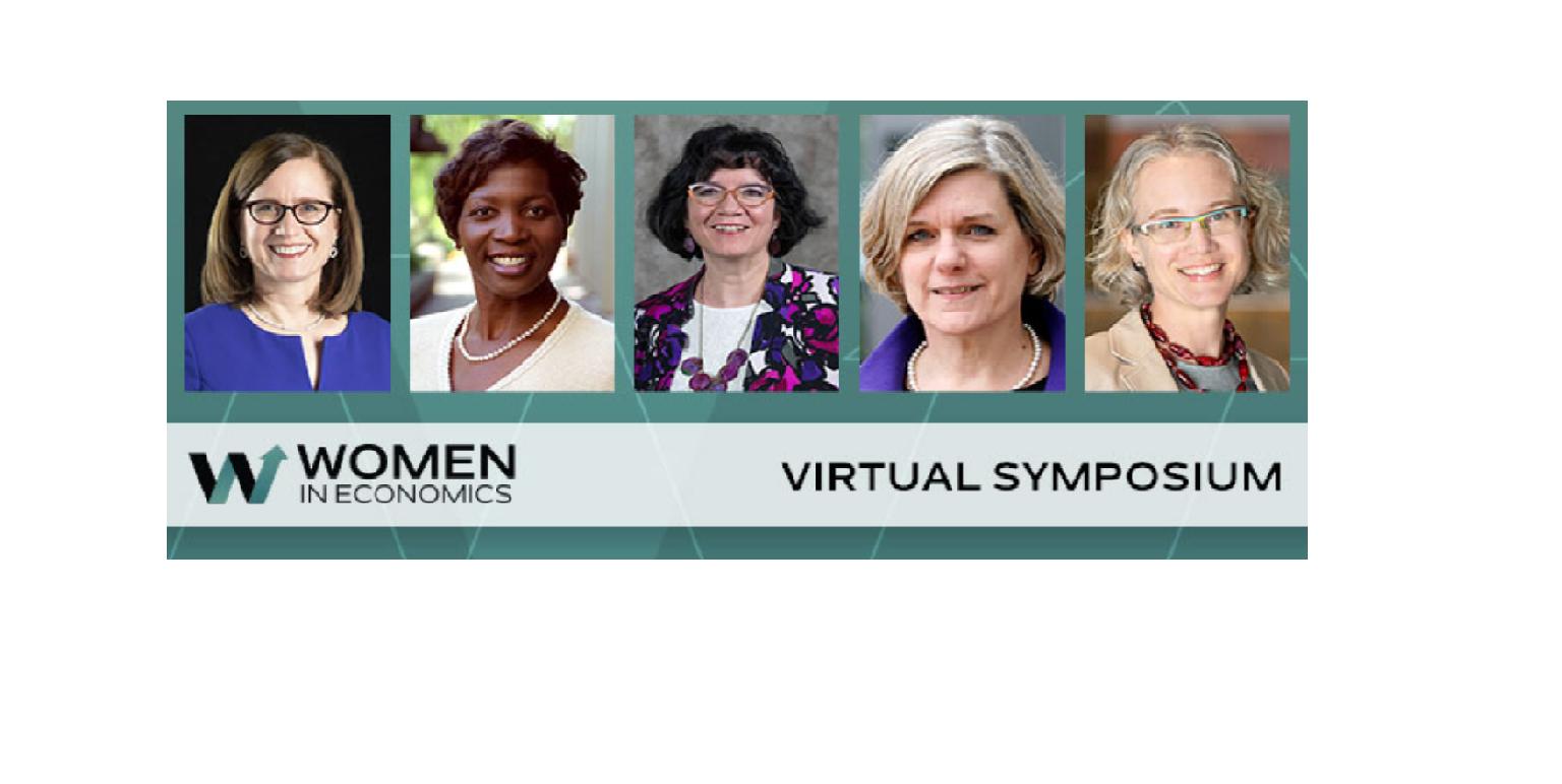 Women in Economics Symposium 2021: A Virtual Event